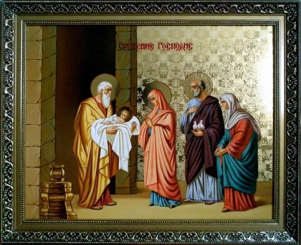 Тропарь и кондак обрезания господня