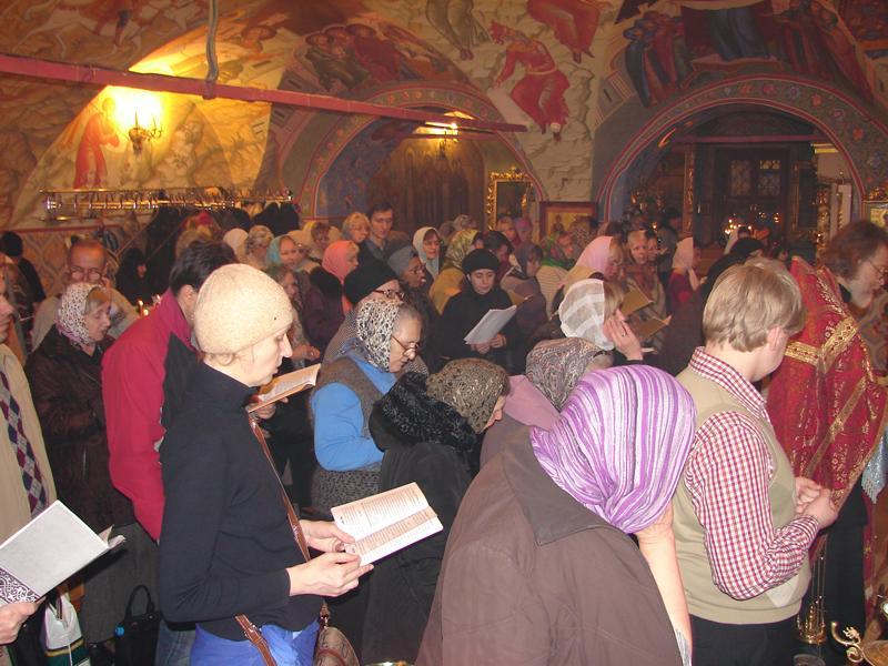 Духовник Патриарха благословил молиться по соглашению