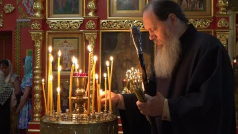 Наш духовный отец