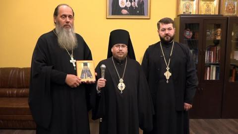 Отец Владимир был приглашён в Яранскую епархию