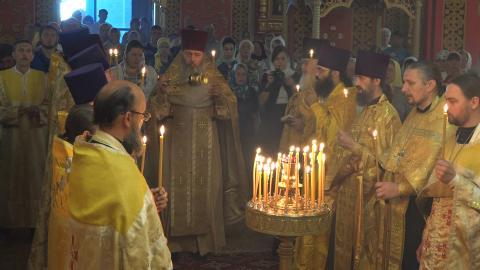 Празднование Дня Ангела батюшки Владимира