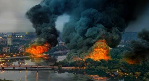 Помолимся за мир на Украине