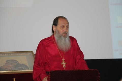 Прот. Владимир Головин принял участие в Авраамиевских чтениях