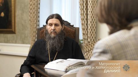 Молитва по соглашению. Интервью с митрополитом Даниилом.